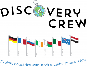 discovery crew web graphic square